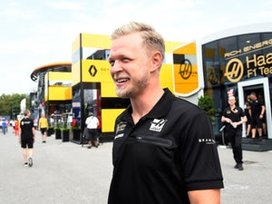 Magnussen backs Haas driver decision