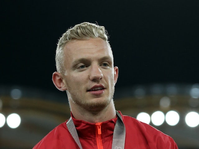 British Athletics defends decision to select Kyle Langford for World Championships