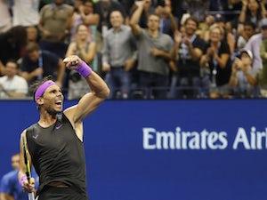 US Open day eight: Rafael Nadal through as Naomi Osaka crashes out