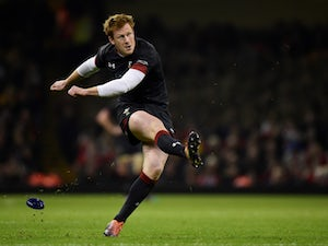 Rhys Patchell facing concussion check ahead of World Cup