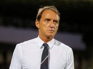 Roberto Mancini admits Italy struggled against 10-man Armenia