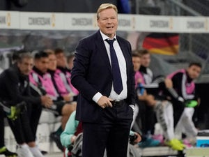 Koeman keen on managing Barcelona?