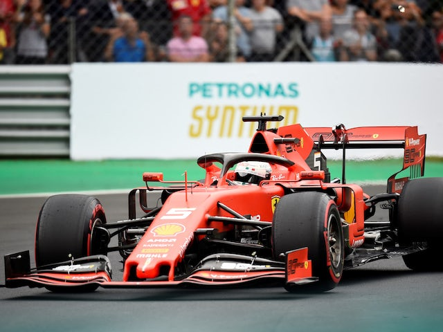 Boss says Ferrari 'loves' Vettel