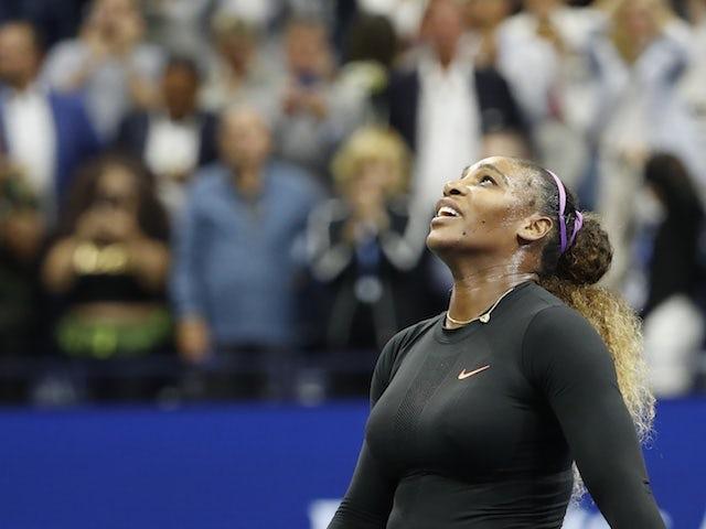 Serena Williams makes winning return to WTA Tour