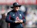 England coach Trevor Bayliss on September 8, 2019