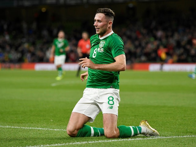 Alan Browne: 'I've given my all for Ireland'