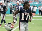 Antonio Brown released by New England Patriots