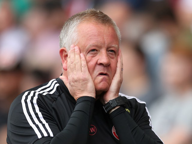 Chris Wilder questions VAR use after Sheffield United lose to Southampton