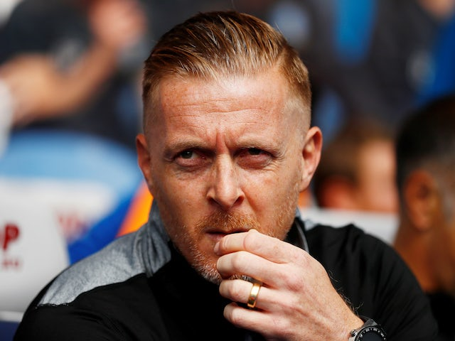 Garry Monk happy with