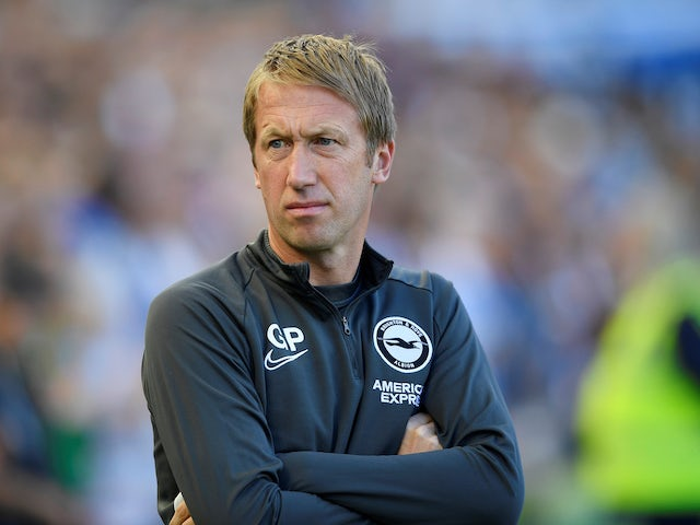 Potter: 'Brighton haven't been lucky to get current points tally'