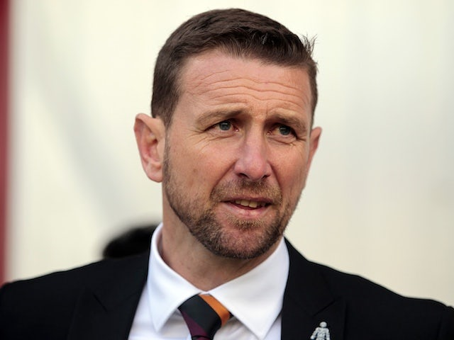 Ian Baraclough pictured in May 2015