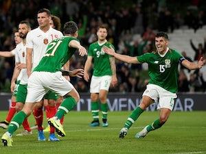 Much-changed Ireland beat Bulgaria in Dublin
