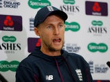 Joe Root during an England press conference on September 11, 2019