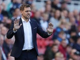 Middlesbrough boss Jonathan Woodgate pictured on September 14, 2019