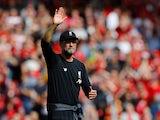 Liverpool manager Jurgen Klopp pictured on September 14, 2019