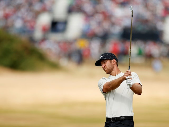 Kevin Chappell cards 59 on return from injury in West Virginia