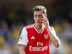 Unai Emery: 'Mesut Ozil needs rest'