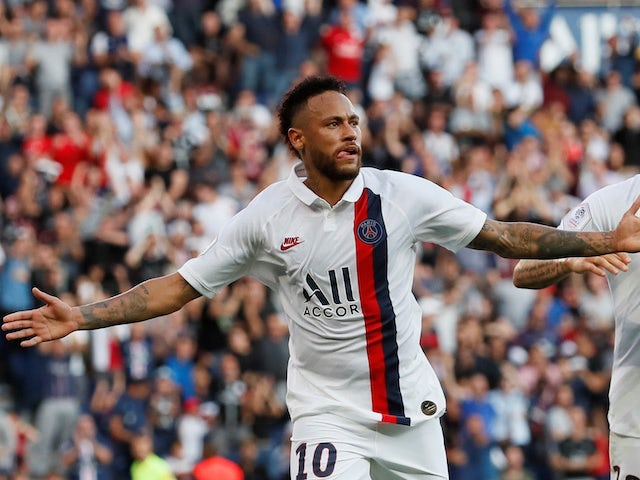 Neymar vows to give his all for PSG after failed summer exit