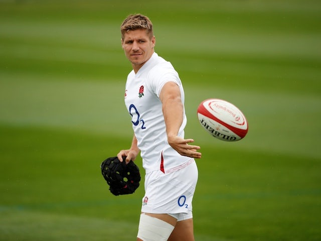 England centre Piers Francis in focus ahead of Rugby World Cup