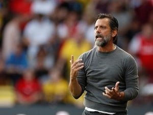 Quique Sanchez Flores: 'My priority is to find a style'