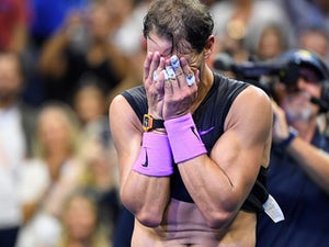 """Rafael Nadal admits he was """"in trouble"""" during US Open final"""