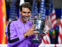 Rafael Nadal celebrates winning the US Open on September 8, 2019