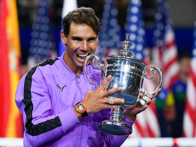 Rafael Nadal hoping to take part in next week's ATP Finals
