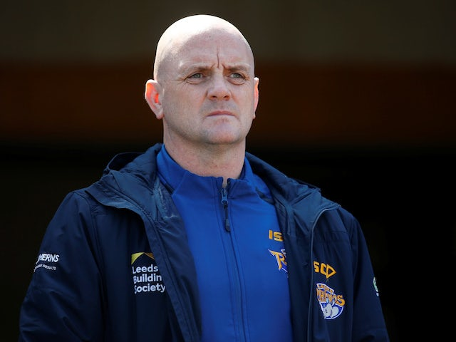 Leeds Rhinos confirm Richard Agar as new head coach