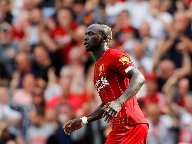 Liverpool 'open Sadio Mane contract talks'