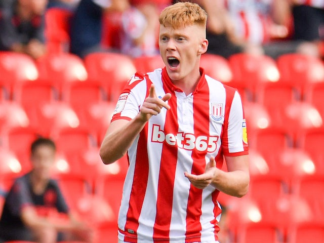 Result: Clucas bags brace as O'Neill gets off to winning Stoke start
