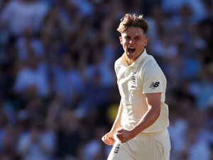 Sam Curran eager to nail down spot in England team