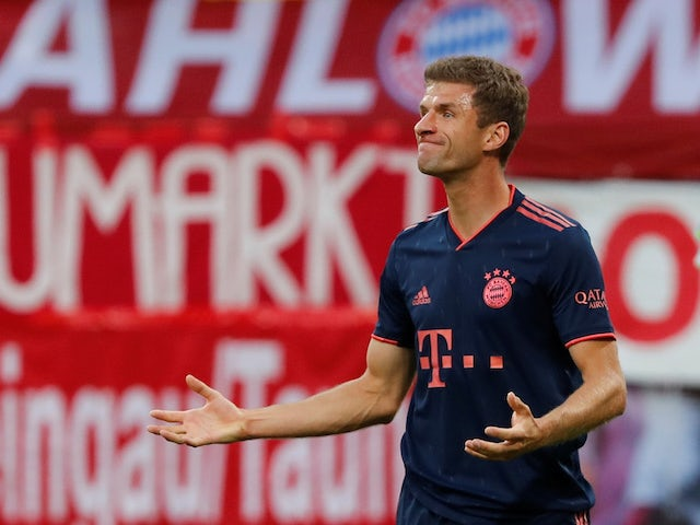 Bayern Munich's Thomas Muller confident of beating Chelsea