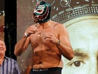 Tyson Fury feeling confident ahead of WWE debut