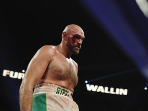 Joe Calzaghe backs Tyson Fury to reign supreme in heavyweight division