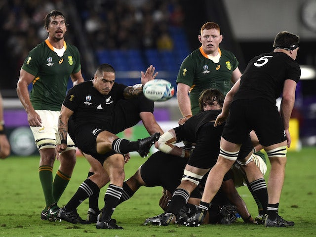 Aaron Smith believes win over South Africa reasserts All Blacks' supremacy