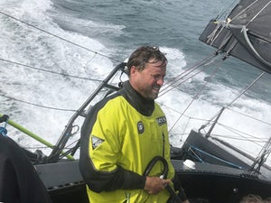 "Alex Thomson eyes victory in ""world's most difficult sporting challenge"""