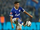 Amine Harit in action for Schalke in December 2018