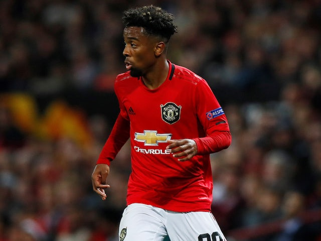 Man United 'to offer Angel Gomes £30k-a-week deal'