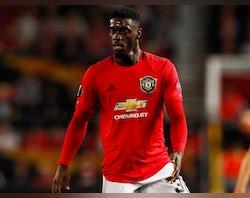 Man Utd injury, suspension list vs. Bournemouth