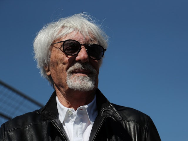 F1 doesn't need 'big changes' - Ecclestone