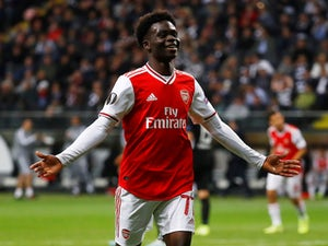Bukayo Saka credits Freddie Ljungberg after first Arsenal goal