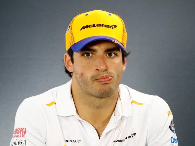 Sainz's father says McLaren 'delighted with him'