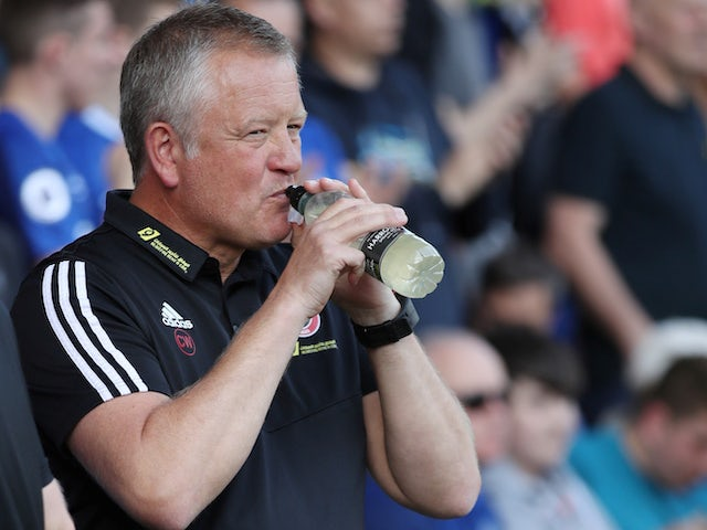 Chris Wilder proud of Sheffield United's