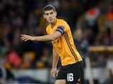 Conor Coady in action for Wolves on September 19, 2019