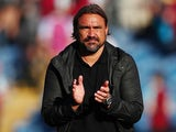 Norwich City boss Daniel Farke on September 21, 2019