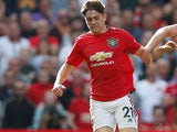 Daniel James in action for Manchester United on September 14, 2019