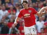 Daniel James in action for Manchester United on September 14, 2019