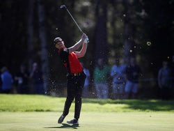 Danny Willett in action at the PGA Championship on September 20, 2019