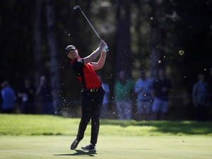 Danny Willett shares lead at halfway stage at Wentworth