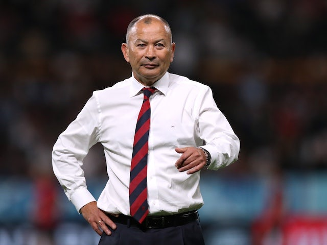 Eddie Jones claims England spied on ahead of World Cup semi-final